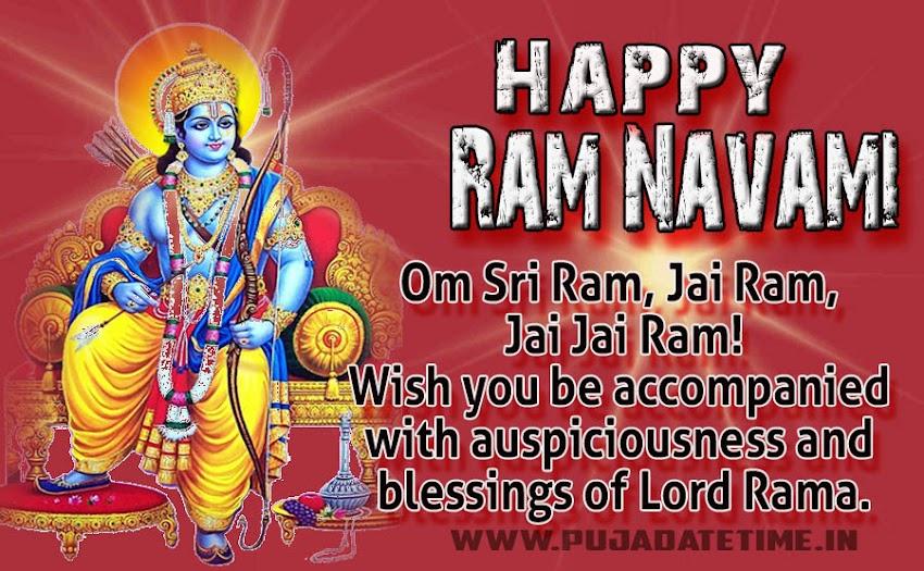 Latest top 10 Ram Navami Wallpaper, Ram Navami SMS, Ram Navami Greetings