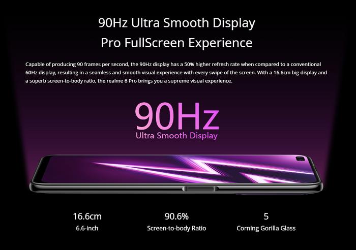 Realme 6 Pro Malaysia price reviews specs display