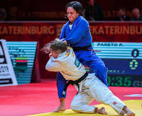 JUDO - Julia Figueroa y Ana Pérez Box se hacen de plata en el Grand Slam de Ekaterimburgo