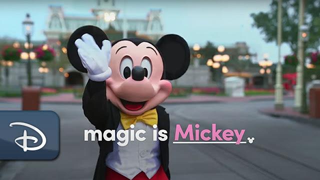 Magic-Is-Here -Promo-Disneyland-Resort, 加洲迪士尼樂園度假區