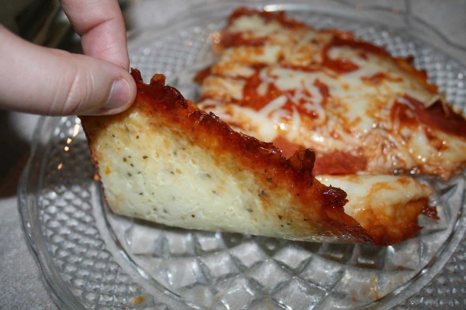Cooking Mommy Egg And Cheese Pizza Crust