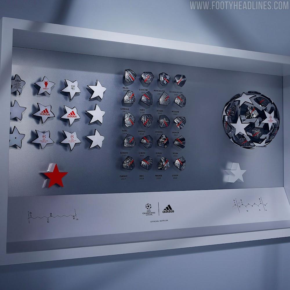 Adidas Champions League Finale 2021 20th Anniversary Ball veröffentlicht -  Nur Fussball