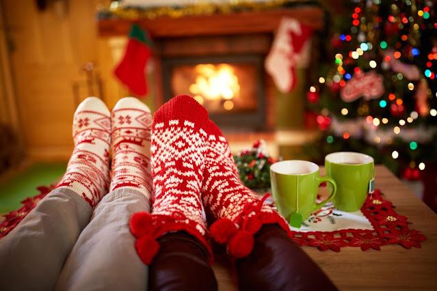 Christmas-socks-concept
