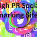 =>Best New Top High PR Social Bookmarking Sites List 2020