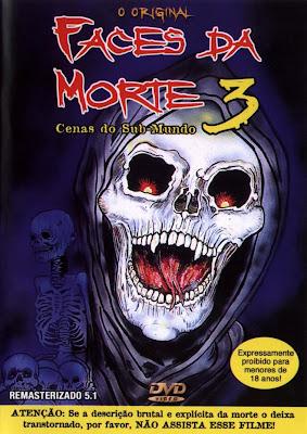 Faces da Morte 3 - DVDRip Dublado