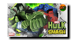 Hulk And The Agents of S.M.A.S.H (Season 2) Hindi Episodes. [720p]