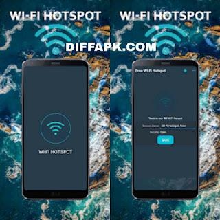 Wifi Hotspot Portable Apk v4.3 [Mod Ad Free]