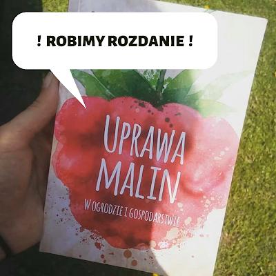 Rozdanie na Instagramie