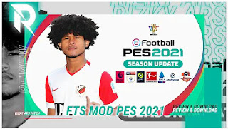 Download FTS MOBILE MOD PES 2021 PS4 Best Graphics & Update Transfers February