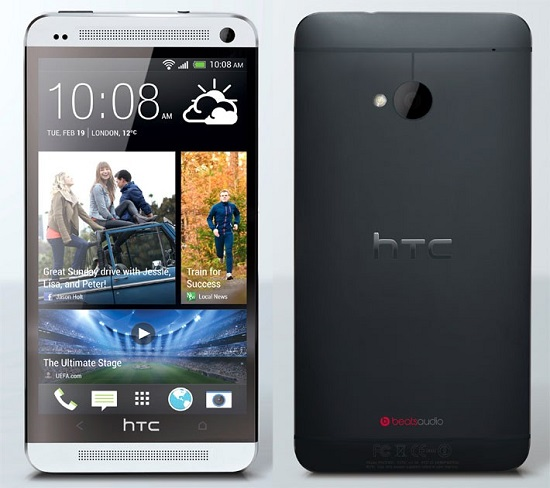 smartphone htc one