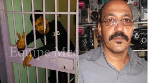 وضع مقلق لمعتقل سياسي صحراوي وآخر يضرب إنذاريا عن الطعام بسبب ترحيله من سجن لآخر
