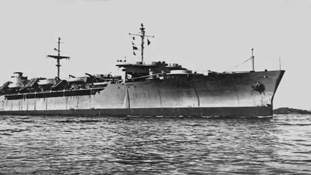 Kapal Hantu SS Ourang Medan