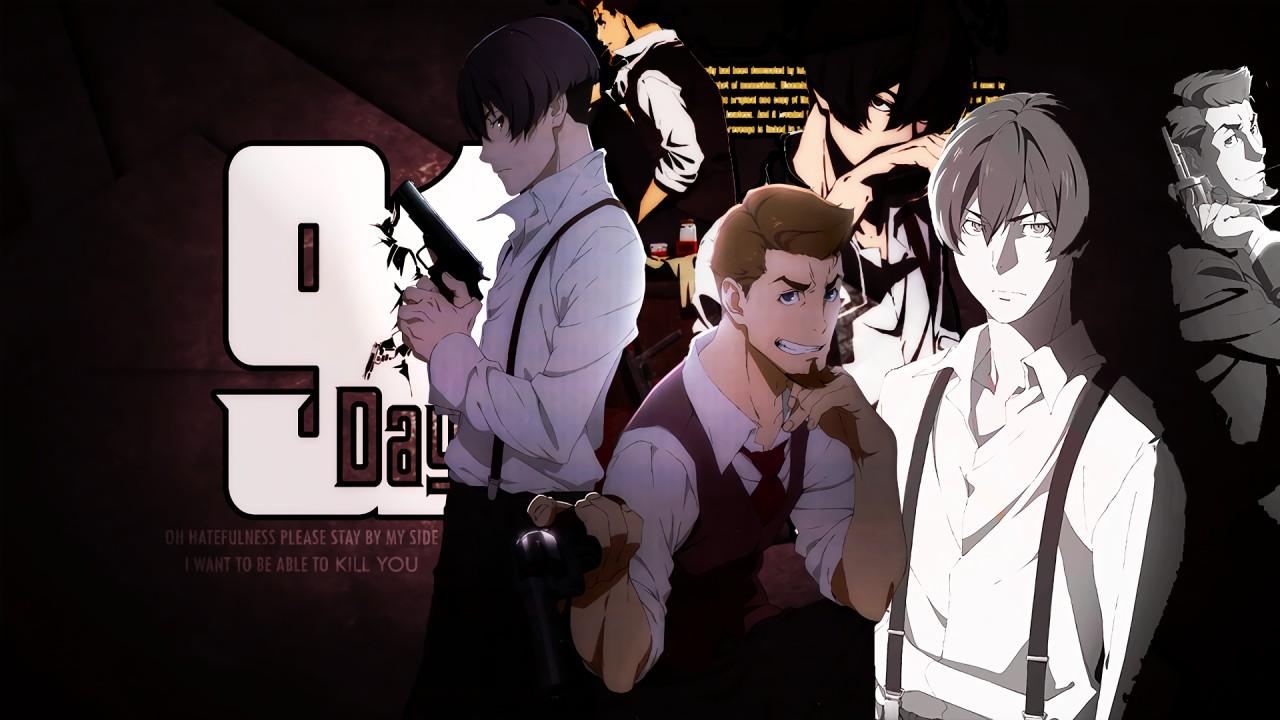Review Anime 91 Days  |  Aksi Balas Dendam Angelo Lagusa Yang Menyamar