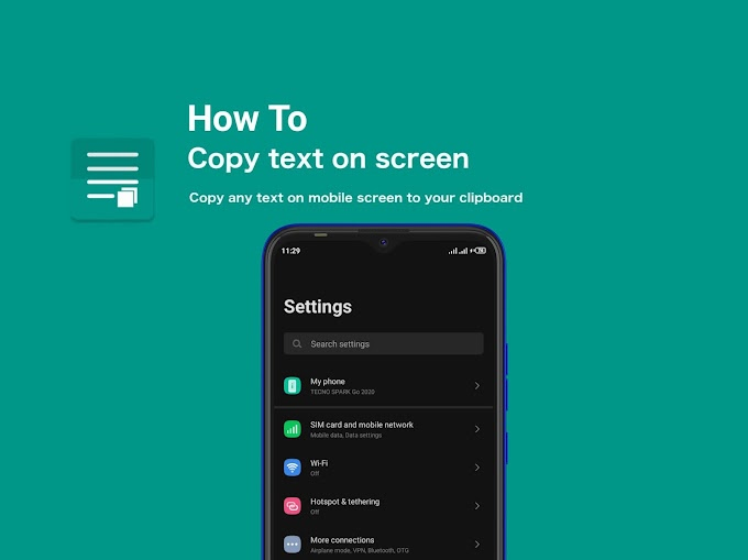 How To Copy Text From Image On Your Android Phone