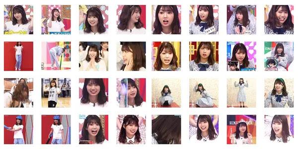 Preview [UPDATE v2.3] WhatsApp Sticker App Takamoto Ayaka - Hinatazaka46