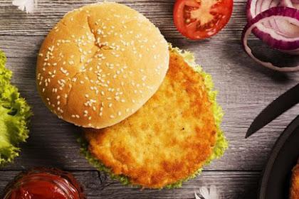 Resep Burger Ayam