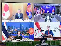 Presiden Ajak Jepang Bekerja Bersama ASEAN Pulihkan Ekonomi Kawasan