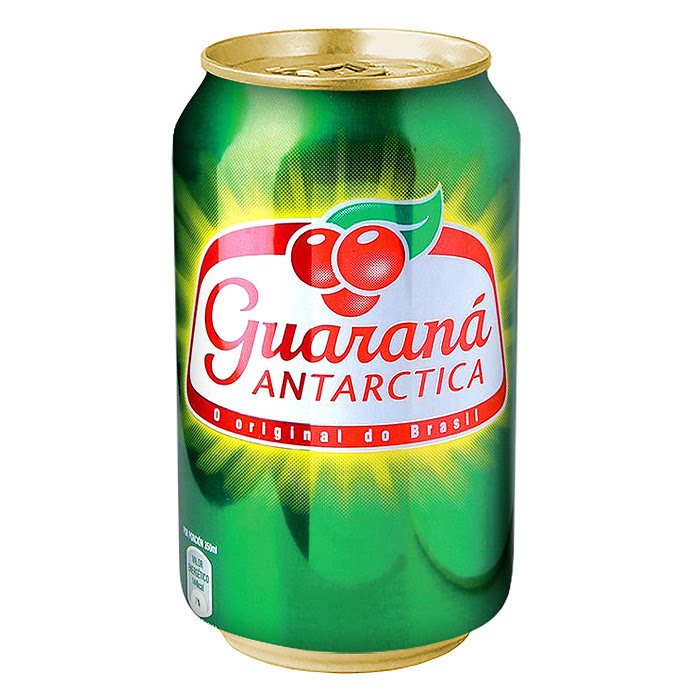 Ingredientes - Guaraná Antarctica