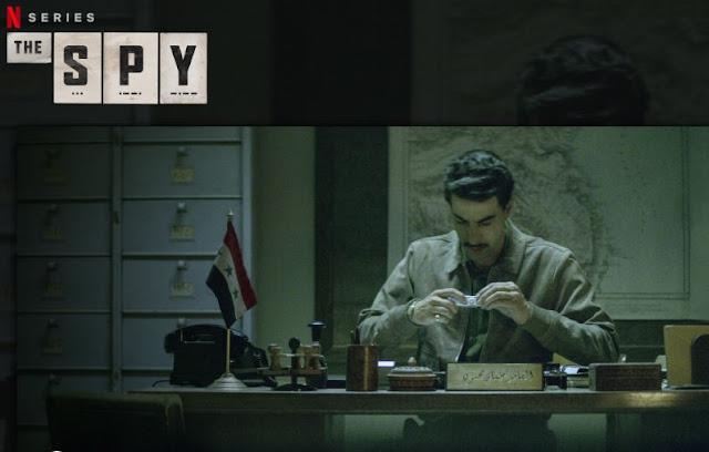 #TheLifesWayReviews - The Spy @NetflixSA Mini-TV Series #Thriller #RealLife #TheSpy