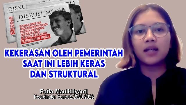 Kebebasan Berpendapat Masih Dibatasi, KontraS Nilai Jokowi Masih Alergi Kritikan