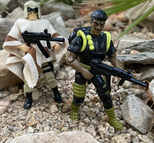 1994 Stalker, Battle Corps, Metal Head, Flint