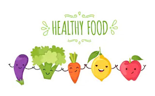 healthy food improves digestion