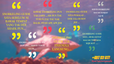 Snorkeling Pakej Pulau Perhentian 2020 , Pakej Perhentian 2020