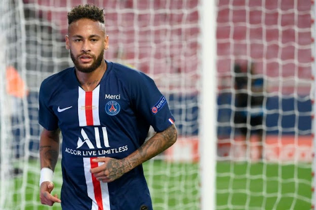 Neymar Tests Positive for Coronavirus