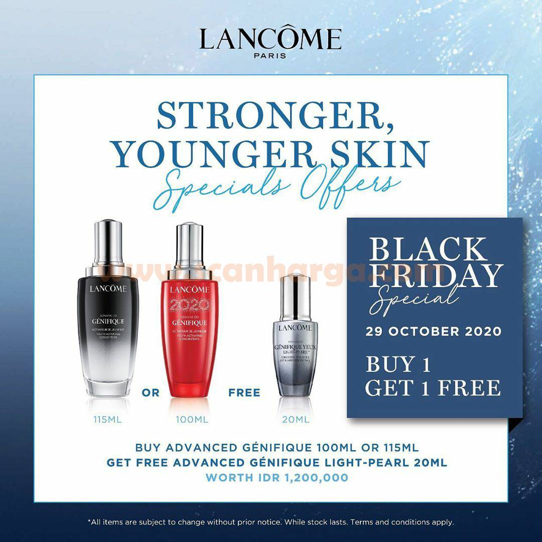METRO Promo Black Friday Special with LANCOME, 1 DAY ONLY!