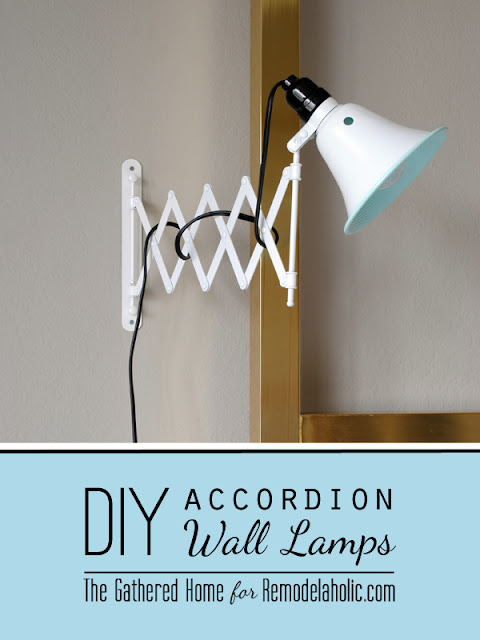 DIY: Lámpara de muelle