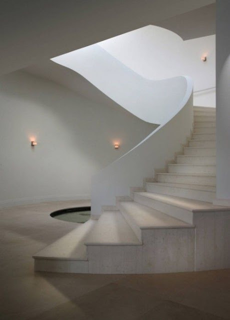 rcc spiral staircase design