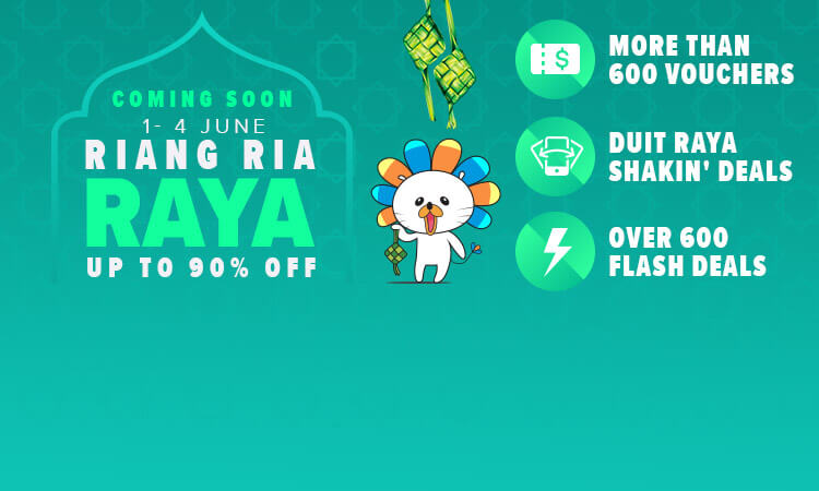 Lazada Riang Ria Raya Sale