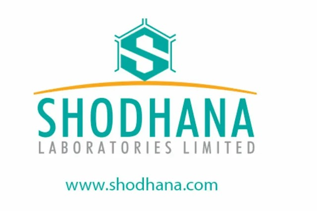 Shodhana Labs | Walk-in for Freshers and Expd on 10th - 13th March 2021