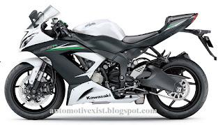 adalah salah satu motor sport keluaran kawasaki dengan bentuk bodynya yang sangat gahar d Harga Spesifikasi Kawasaki Ninja ZX-6R Terbaru