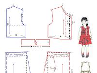 Pola Baju Untuk Anak