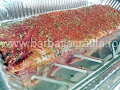 coastele de porc in tava tapetate cu condimentele - preparare reteta