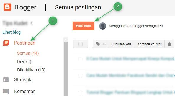 cara menulis,artikel,postingan,blog,terbaru