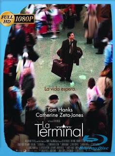 La Terminal 2004 HD [1080p] Latino [Mega] dizonHD