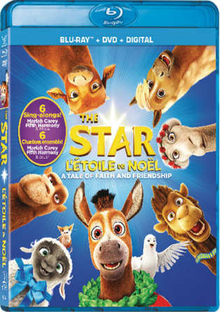 The Star 2017 BluRay 800MB English 720p ESub Watch Online Full Movie Download bolly4u