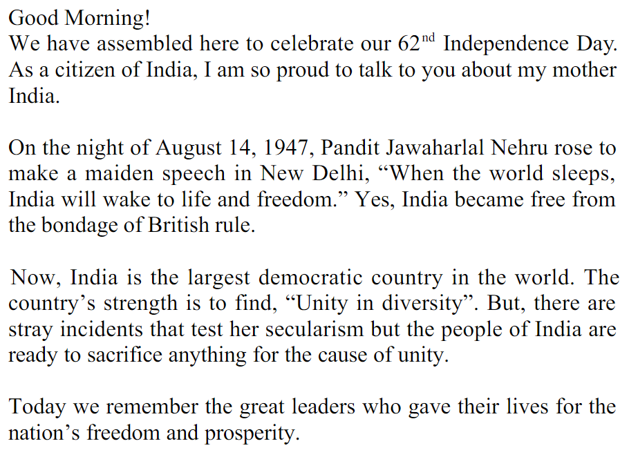 Independence-day-speech-for-students