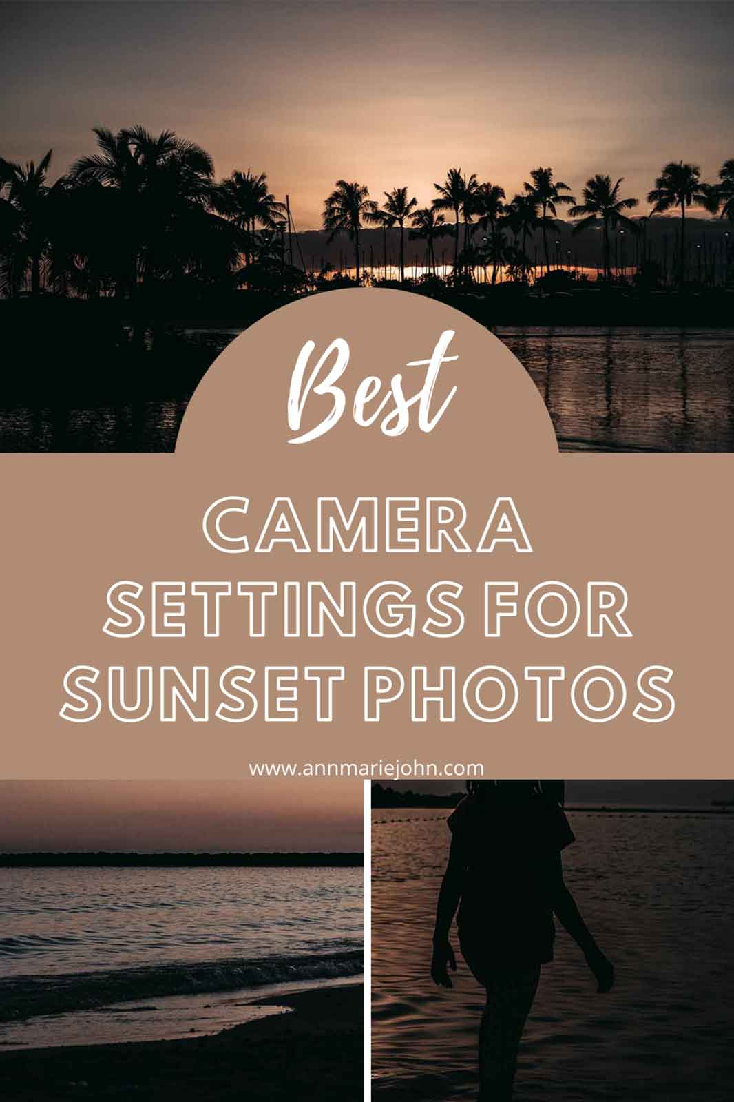 Best Camera Settings for Stunning Sunset Photography