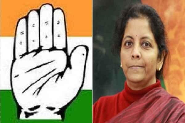 nirmala-sitaraman-defense-minister-of-india-from-congress-family
