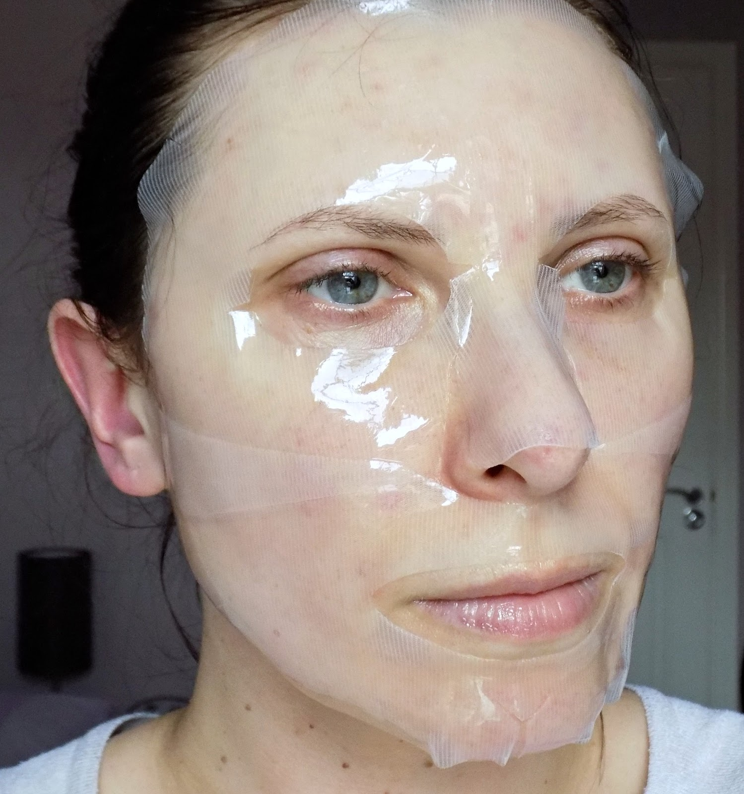 Gold Collagen Hydrogel Mask