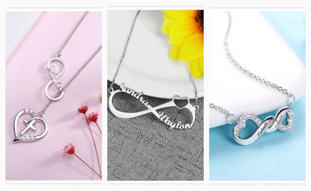 Getnamenecklace.com. Personalized accessories