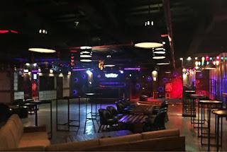 The Industry Bar at Toyoko Inn J Centre Mall Building