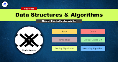 Data Structures and Algorithms (9 Hours)