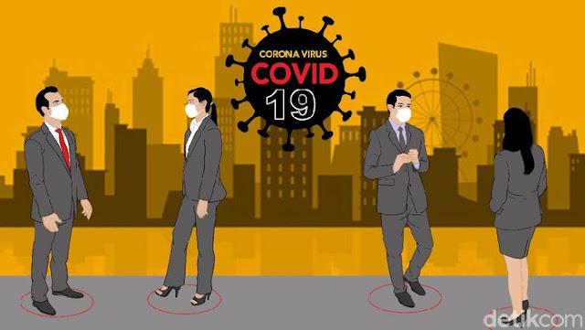 Tak Sadar Positif COVID-19, OTG Warga Blitar Ini Sempat Gelar Pernikahan