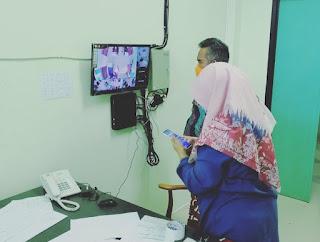 Wali Kota Tarakan Mengunjungi Rumah Sakit Umum Kota Tarakan - Tarakan Info