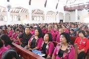 Misa HUT ke-56 paroki HTB SP Maria 27Agustus 2017