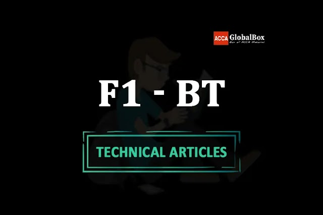 F1 - (BT) - 2021 | ALL in One Technical Articles